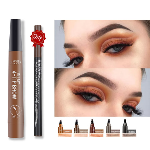 Hot Sale Liquid Eyebrow Pencil Waterproof