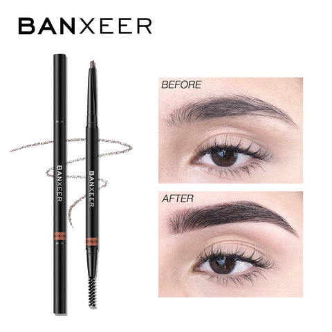 BANXEER Eyebrow Pencil Waterproof  For Eyebrows