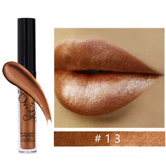 Nude Matte Lip Gloss Makeup Waterproof