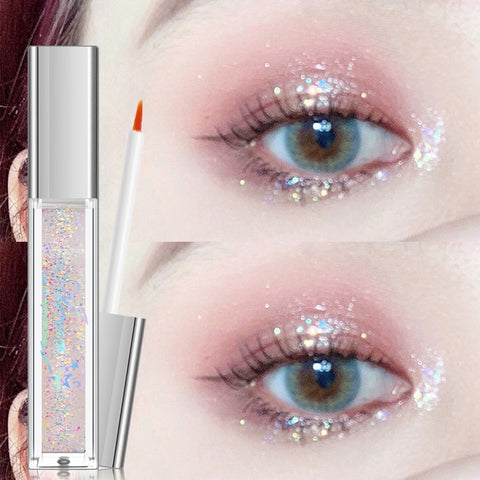 10 Color Diamond Eye Shadow