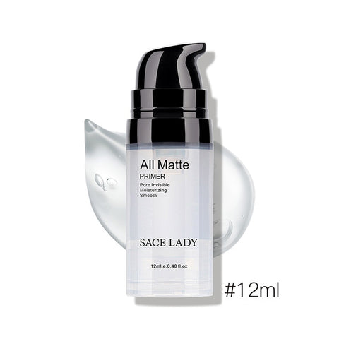 SACE LADY Face Primer Makeup Liquid Matte Base Make Up