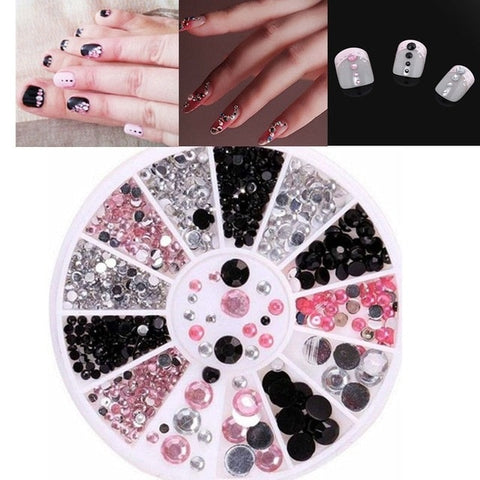 3D Decoration Glue Nail Rhinestone Makeup Cosmetic Tools