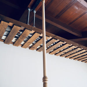 WOOD LAMP/Fumiko SHOUJI/MEDIUM POLE