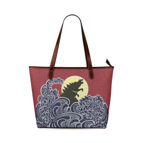 Kaiju Karry All Shoulder Tote Bag
