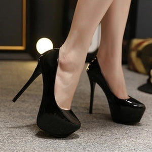 Ultra high heel shoes - HiMayura