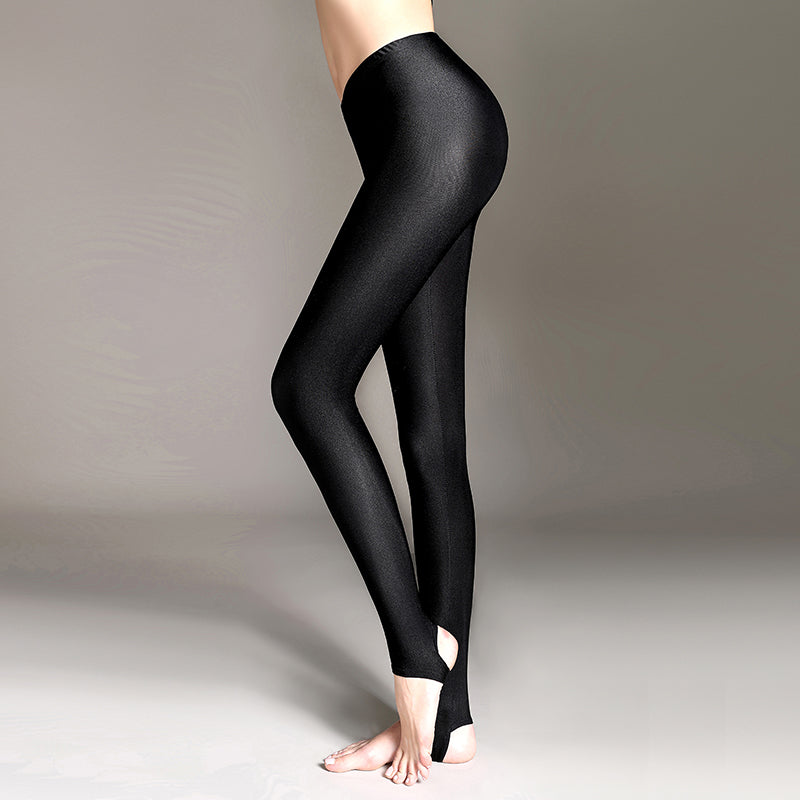 High Waist Stretchy Soft Push Up Leggings - HiMayura