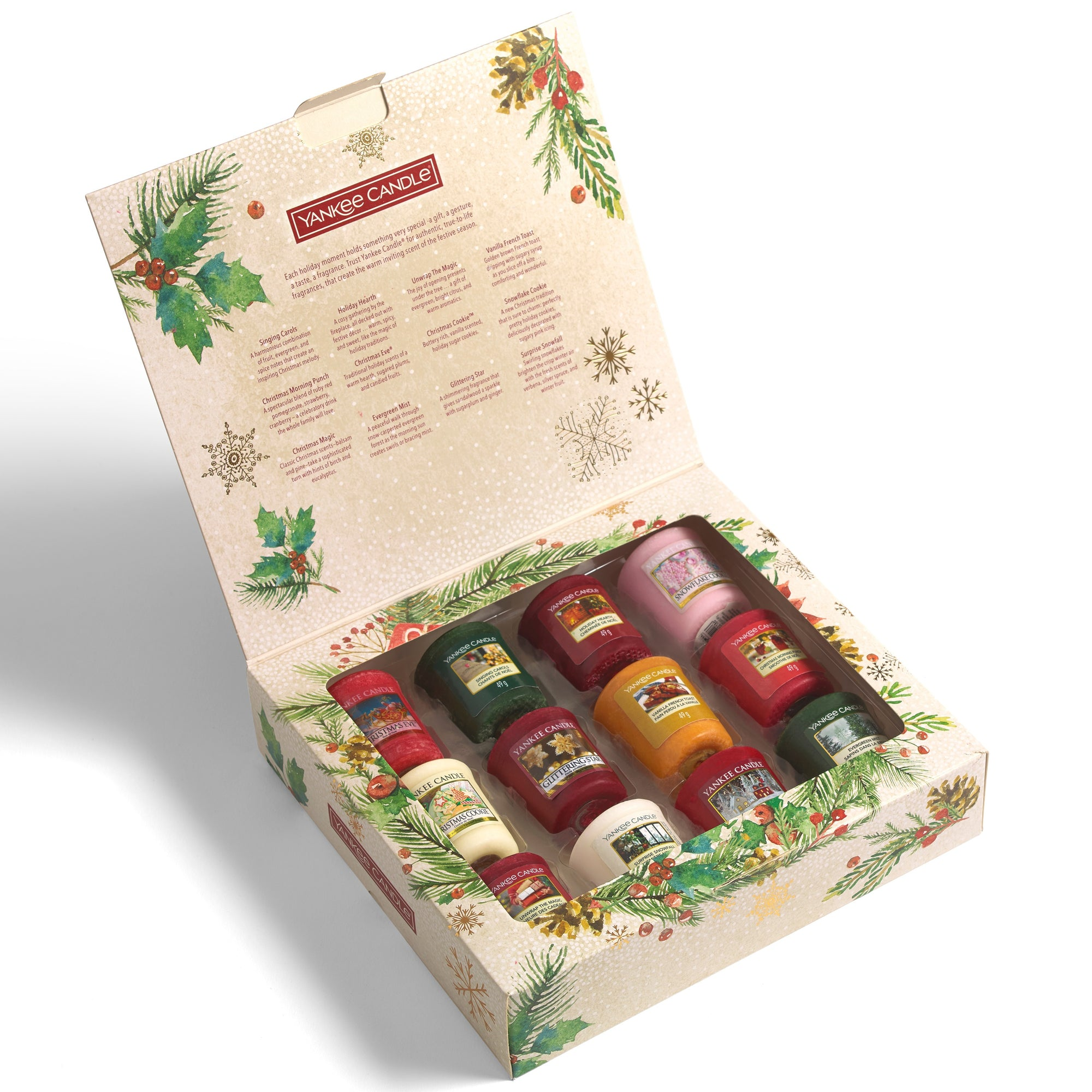 Yankee Candle - 12 Votive Candle Gift Set