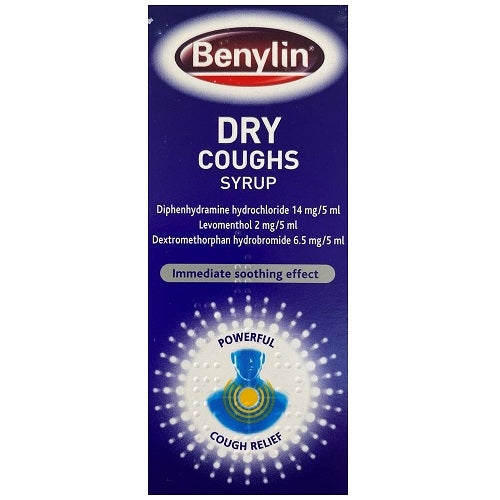Benylin Dry Cough 125ml