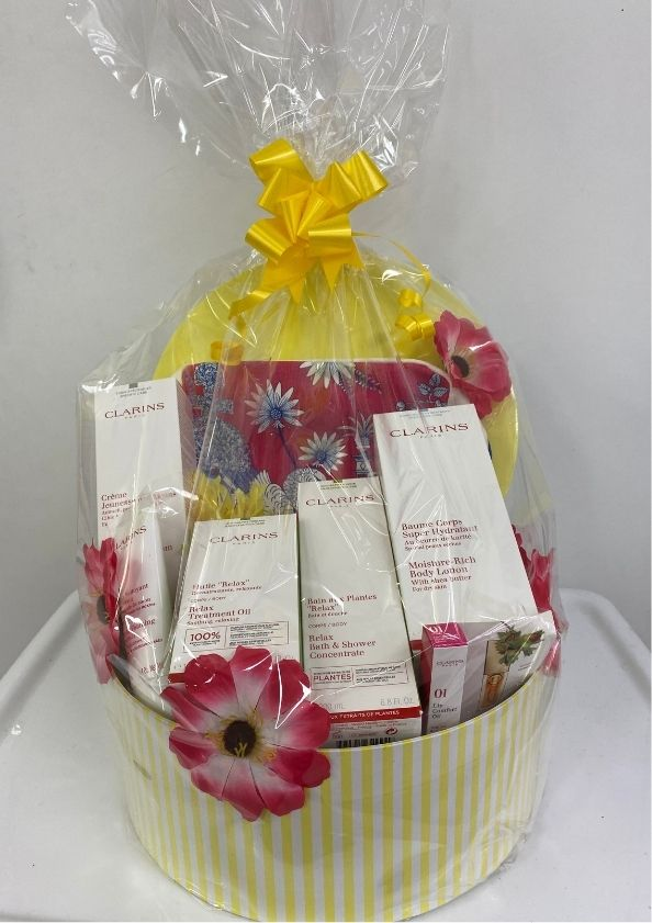 Clarins Mother's Day Hamper