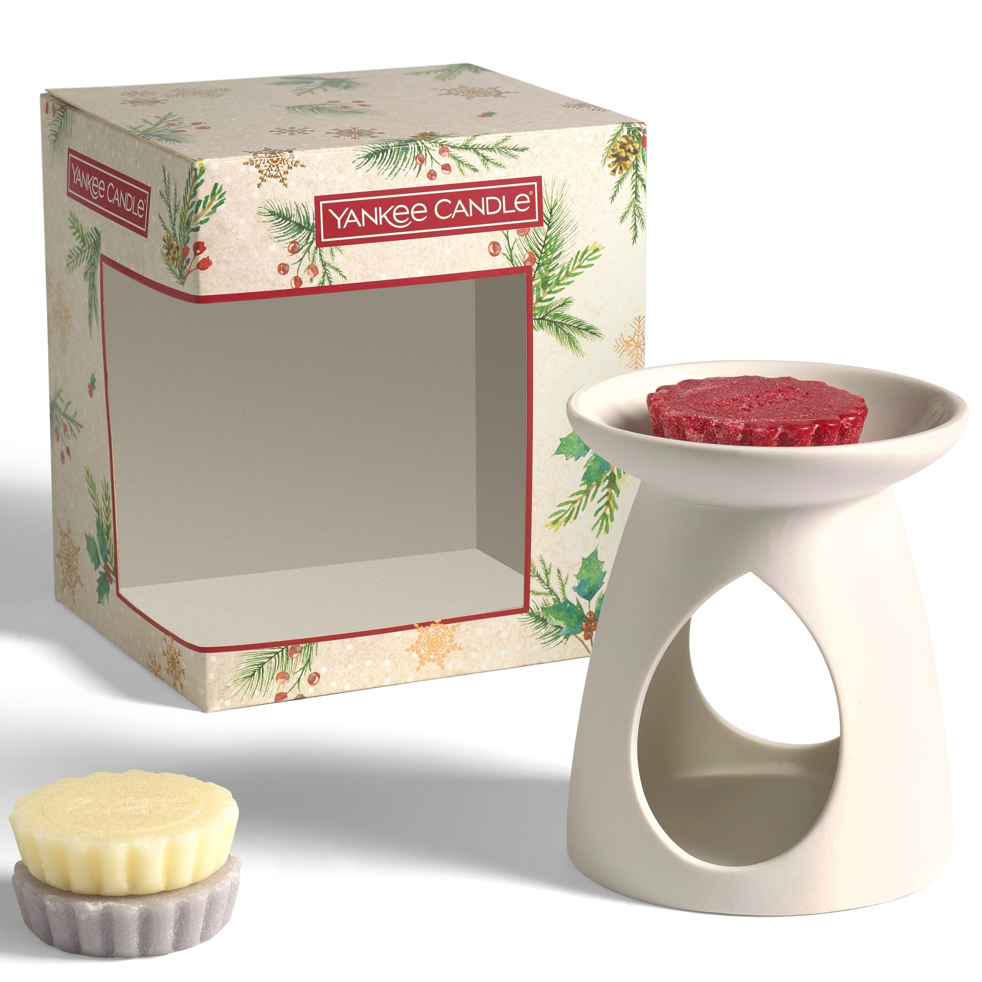 Yankee Candle - Melt Warmer Gift Set