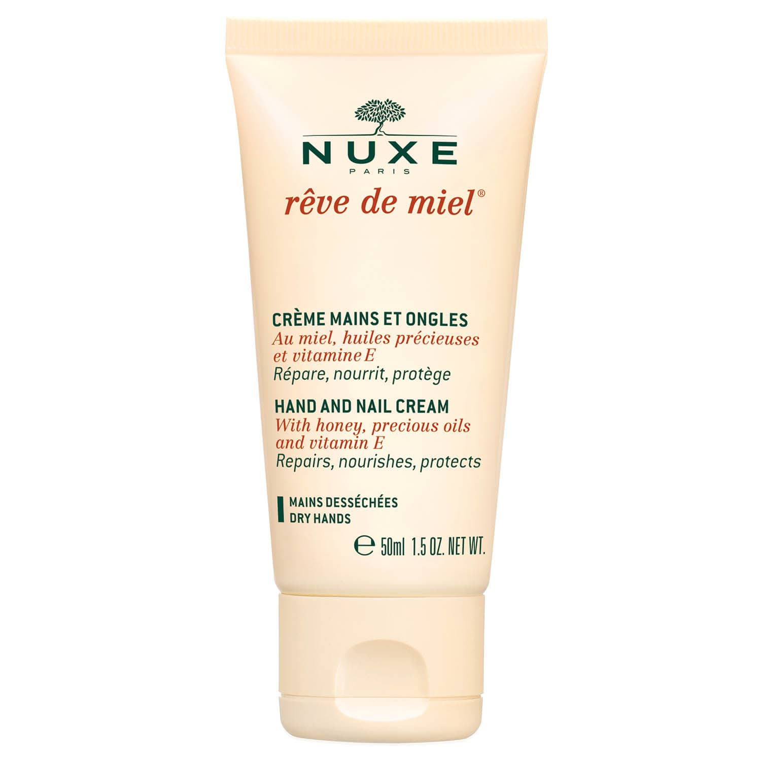 Nuxe Hand and Nail Cream 50ml