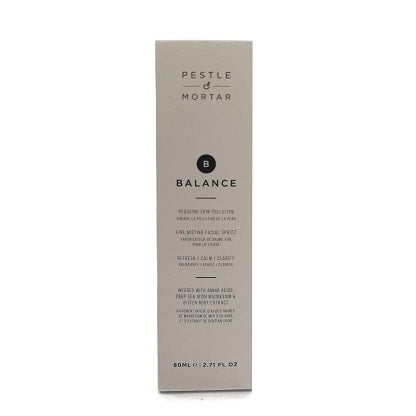 Pestle & Mortar  Balance Fine Misting Facial Spritz 80ml