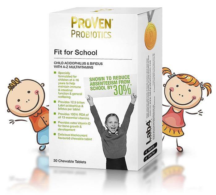 Pro-Ven Probiotics Fit for School