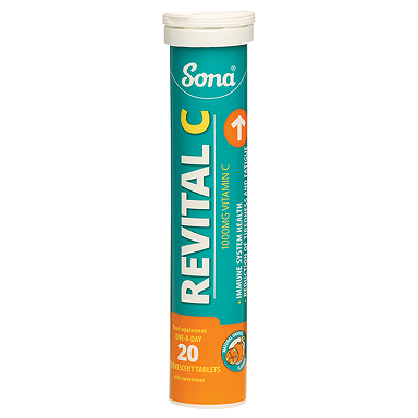 Sona Revital C Orange 20s