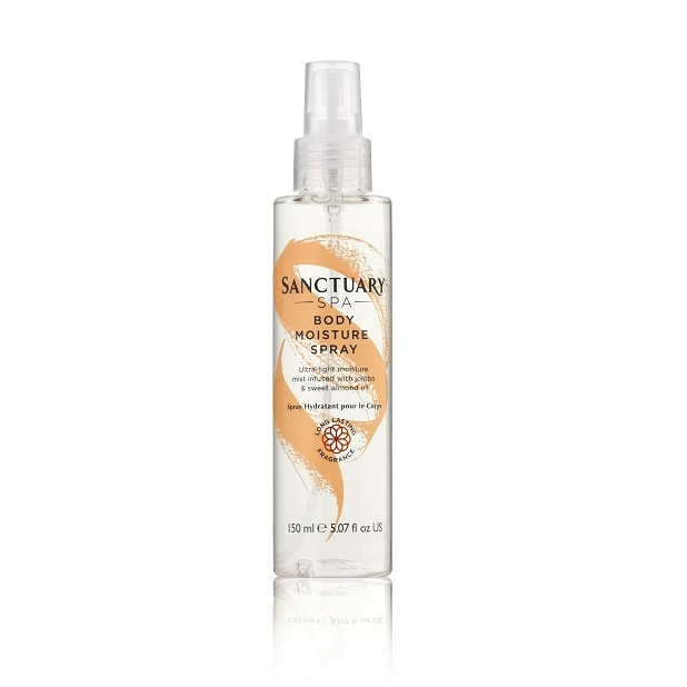 Sanctuary Spa Essentials Body Moist Spray 150ML