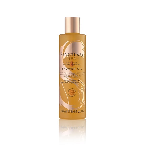 Sanctuary Spa Shower Oil 250ml