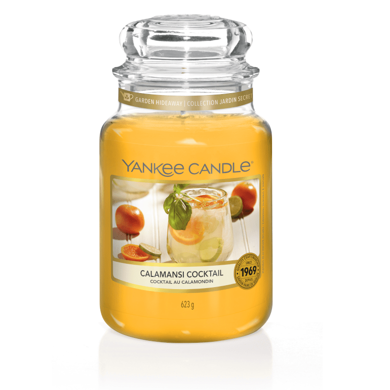 Yankee Candle Large Jar Calamansi Cocktail