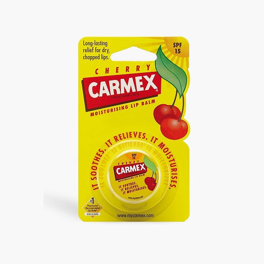 Carmex Lip Balm Pot Cherry