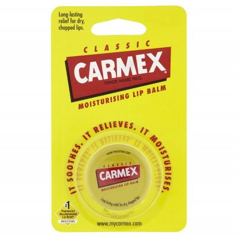 Carmex Original Lip Balm Pot 10g