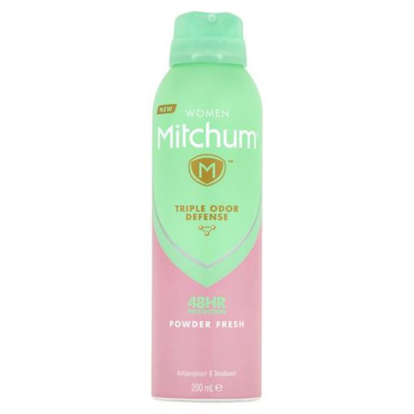 Mitchum Lady Anti-perspirant powder fresh 200ml