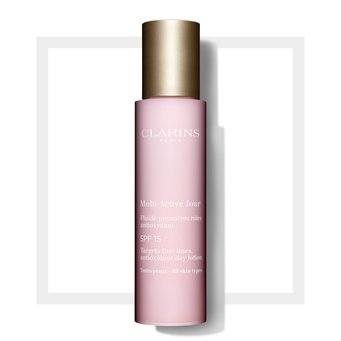 Clarins Multi-Active Day Lotion SPF15 50ml