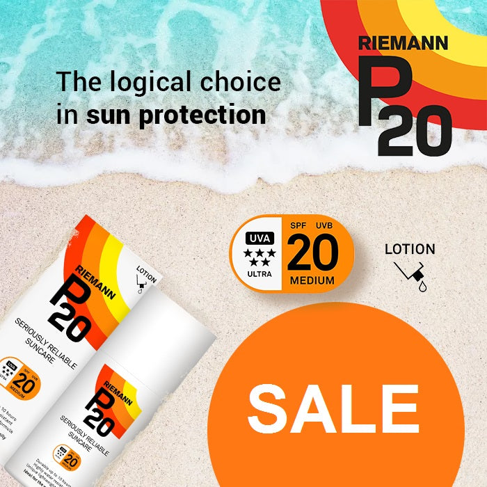 P20 Lotion SPF 20 200ML