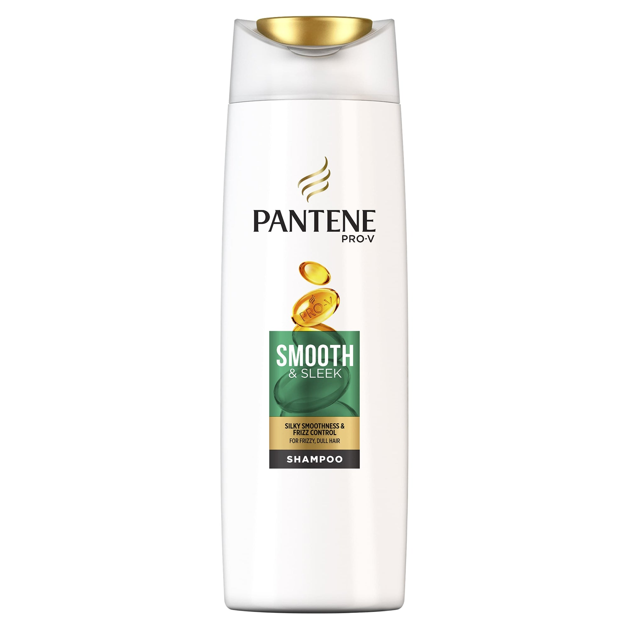 Pantene Smooth and Sleek Shampoo 360ML