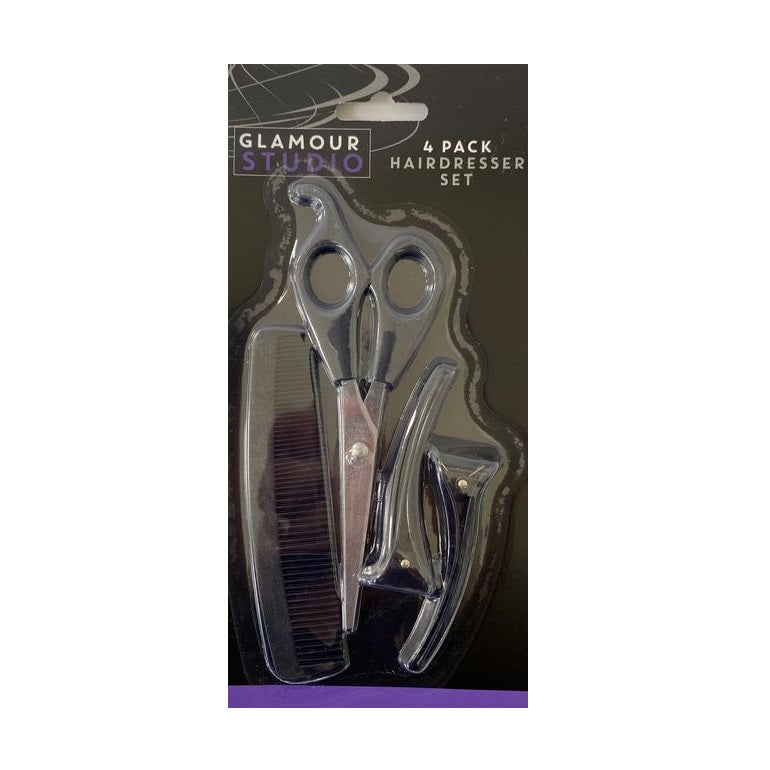 Glamour Hair Dressing Scissors Set