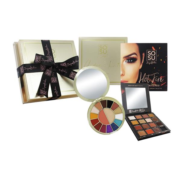 Sosu Bundle Aideen & Hot Fire Palettes (Delivery only)