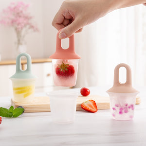 DIY Ice Cream Ice Pops Mold
