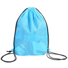 Load image into Gallery viewer, Waterproof Outdoor Beach Swimming Sports Drawstring Backpack