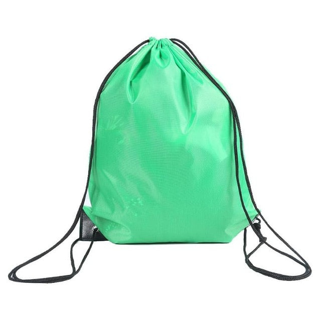 Waterproof Outdoor Beach Swimming Sports Drawstring Backpack