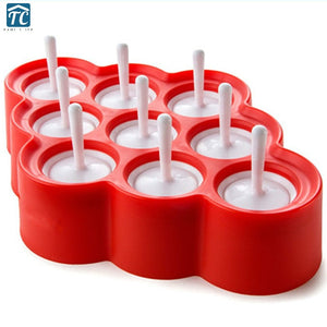 Silicone Mini Ice Pops Mold