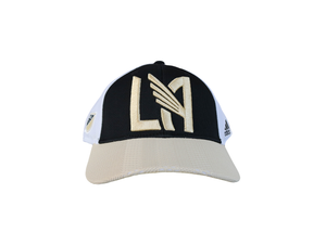 LAFC Authentic Snapback - Soccer90