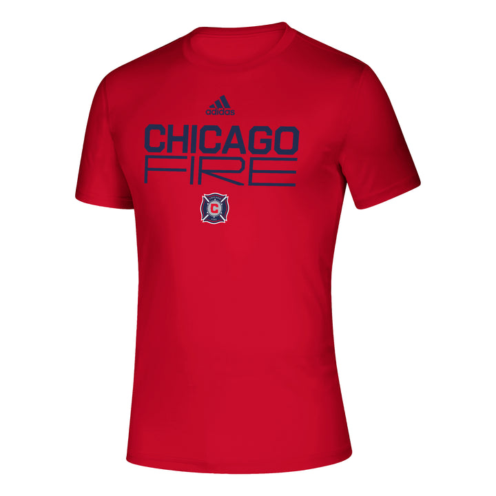 Chicago Fire FC Team Stacked Tee - Soccer90