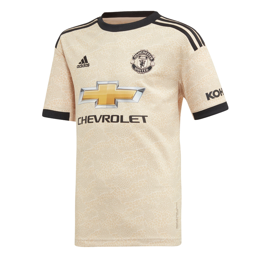 19/20 Manchester United Away Jersey - Soccer 90