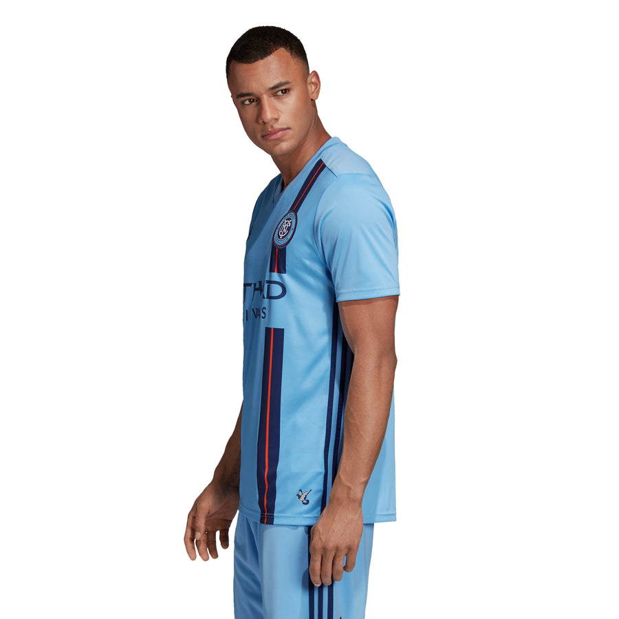19 NYCFC Home Jersey - Soccer90