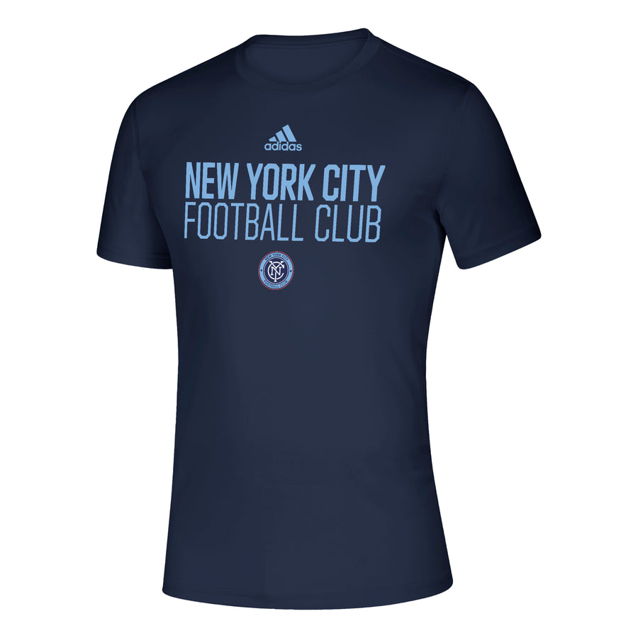 NYCFC Team Stacked Tee - Soccer90