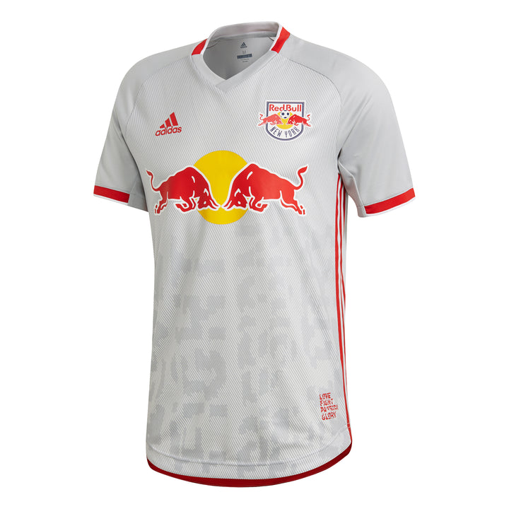19 New York Red Bulls Home Jersey - Soccer90