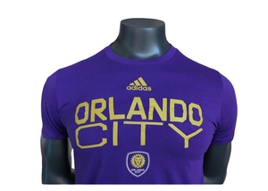 Orlando City Team Stacked Tee - Soccer 90