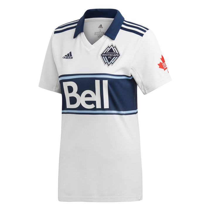 19 Vancouver Whitecaps Home Jersey - Soccer90
