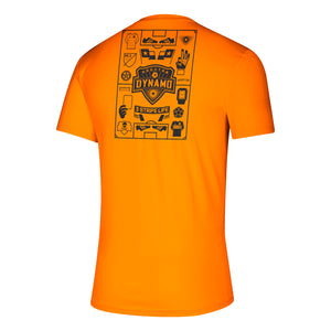 Houston Dynamo Icon Tee - Soccer90
