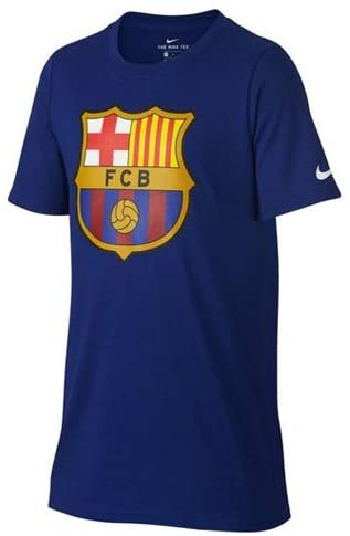 FC Barcelona Youth Crest Tee - Soccer90