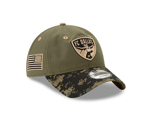FC Dallas Military Slouch Hat - Soccer90