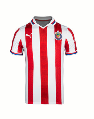 20/21 Chivas Youth Home Jersey - Soccer90