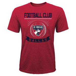 FC Dallas Youth Brilliant Tee - Soccer90