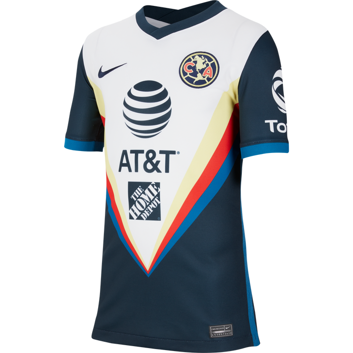 20/21 Club America Youth Stadium Away Jersey - Soccer90