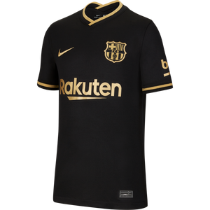 20/21 FC Barcelona Youth Stadium Away Jersey - Soccer90