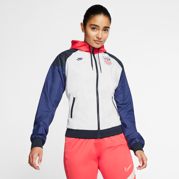 USA Women's Windrunner Jacket - Soccer90
