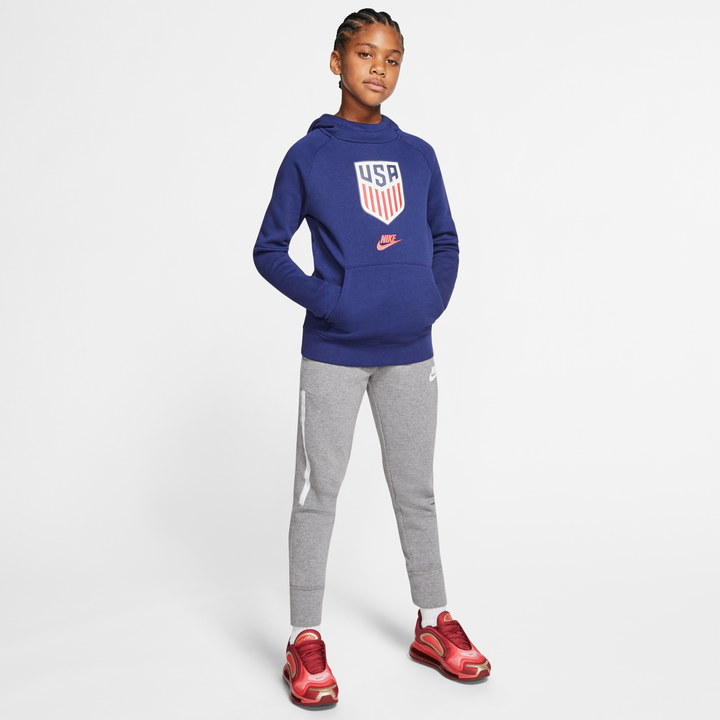 USA Youth Fleece Hoodie - Soccer90